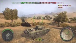 World of Tanks Xbox 360 - WoT is actually Fast and Furious 7?!