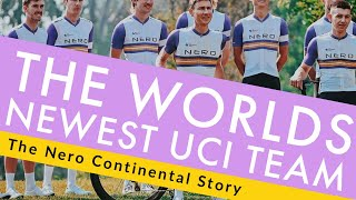 The World's Newest Cycling Team | Our UCI Journey