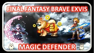 [FFBE] Who is The Best Magic Tanker! and Thank you for 1,000 Subs guys!! ^^