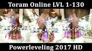 Toram Online LVL 1-130  POWERLEVELING 2017 HD | Disax Leroy