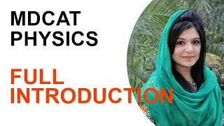 MDCAT Entry Test 2018 Guide for Physics -  MDCAT Preparation 2018