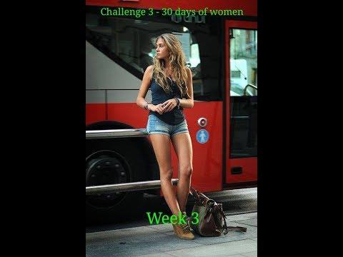 Challenge 4 - 30 days of women - Week 3