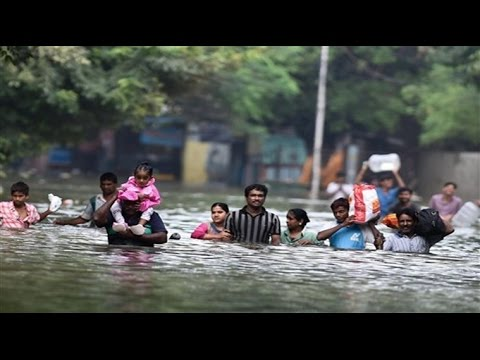 Chennai is underwater: America Offers Help