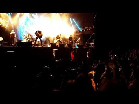 Dark Tranquillity live @ Zahid Fest 2017 [ Рок сцена ]