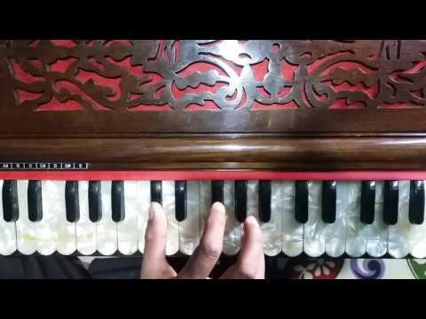 Mai duniya bhula dunga/on harmonium/keyboard