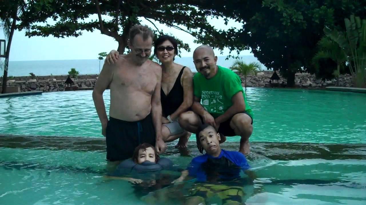 Hawaii Resort Club Bali In Anyer West Java Youtube