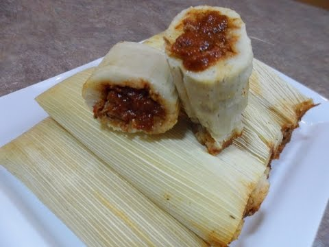 Beef Tamales Recipe Delicious Mexican Food