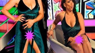 Big Brother 2017 - Stacy Francis Embarassing Wardrobe Malfunction | Crotch Exposed