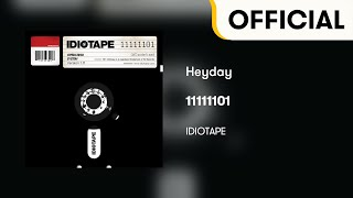 Heyday (Official Audio)