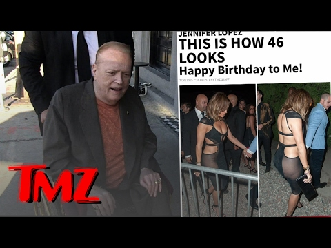 Larry Flynt: You Won't Be Seeing JLO Grace The Cover Of 'Hustler'! | TMZ