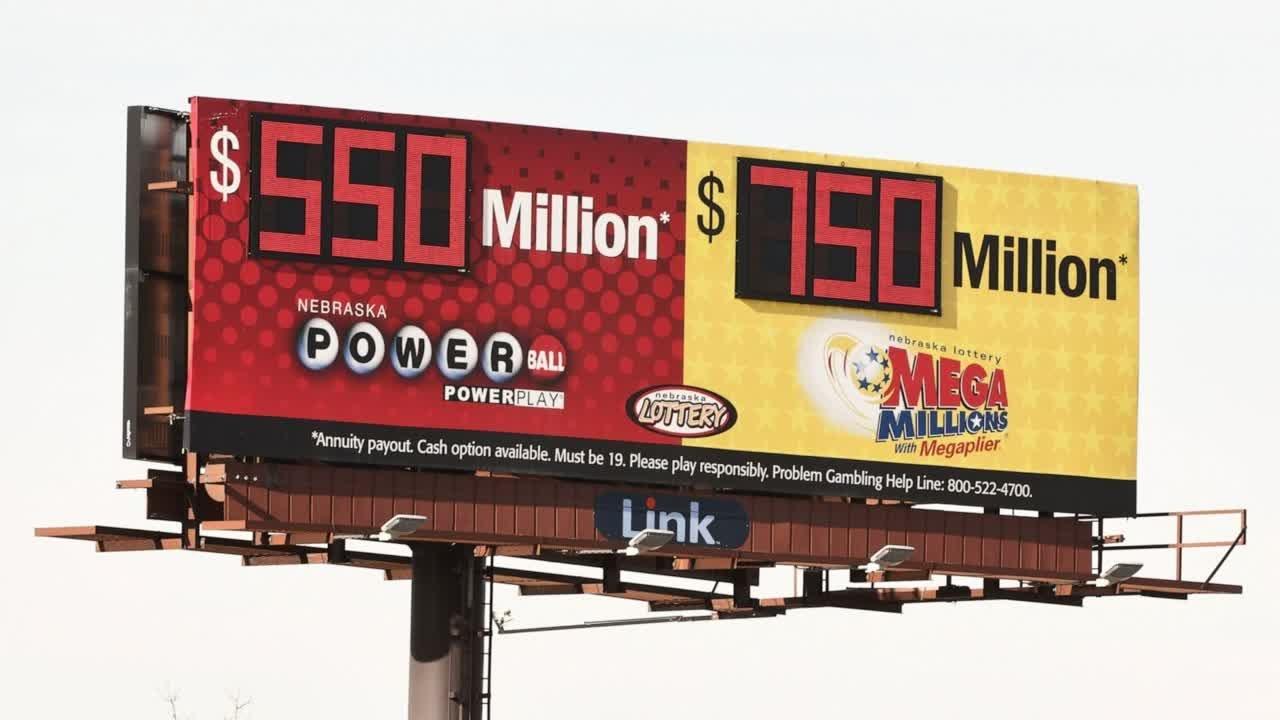Powerball ($640M), Mega Millions ($850M) among all-time top US ...