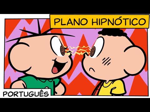 Plano hipnótico | Turma da Mônica