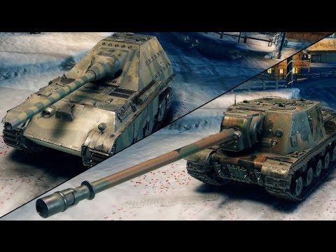 [PL] Prosto & Figo - JPantherII & ISU-152 - Kharkov & Overlord