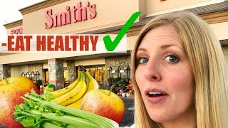 5 of the EASIEST Ways to Eat Healthy When Shopping at Kroger