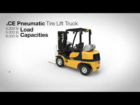 Yale: MX Series Forklifts