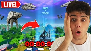 LIVE EVENT FORTNITE 2 Star Wars mit imNatiz (BESTES EVENT)
