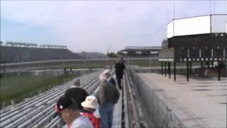 Honda - Chevy IndyCar 2012 Test - November 2, 2011