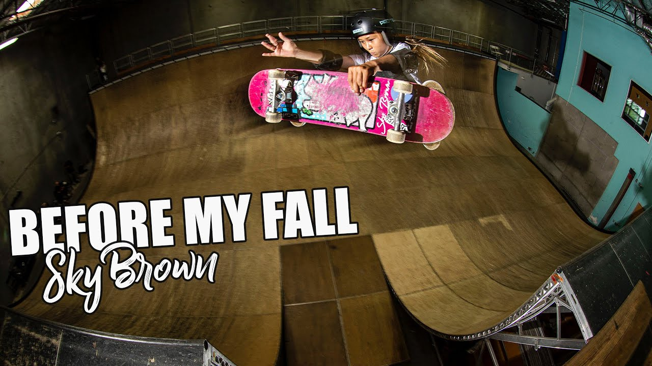 Before My Fall | PLEASE VOTE! | Sky Brown