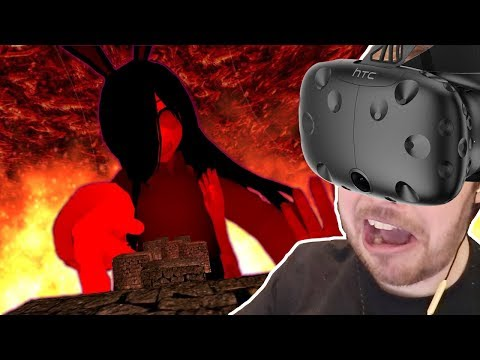 MY FIRST VR HORROR EXPERIENCE - VRChat