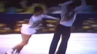 1980 Natalia Linichuk Gennardi Karponossov OLYMPIC Exhibition