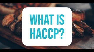 What is HACCP? Learn about HACCP in 6 minutes [iQKitchen]