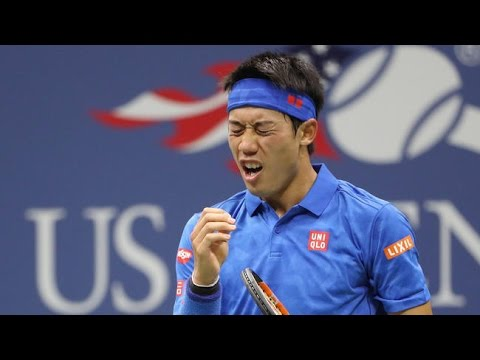 Kei Nishikori defeats Andy Murray in five set thriller in U.S  Open quarterfinals