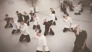 [HQ REUPLOAD] SEVENTEEN(세븐틴) - DON'T WANNA CRY 24hr Practice Room