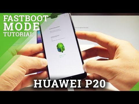 How To Enter Fastboot Mode In HUAWEI P20 - Fastboot & Rescue Mode |HardReset.Info