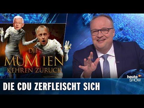 Thüringenwahl: Höckes AfD-Triumph, die CDU schmiert ab - heu