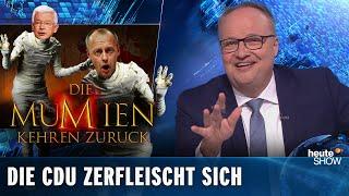 Thüringenwahl: Höckes AfD-Triumph, die CDU schmiert ab | heute-show vom 01.11.2019