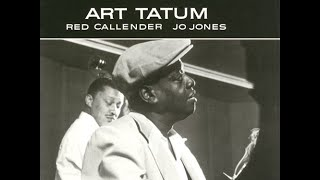 More Than You Know / Art Tatum Trio