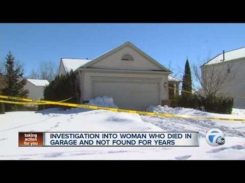 Investigation into woman who died in garage and not found for years continues
