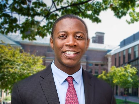 Joseph Mensah L'15 on Penn Law's collegial atmosphere