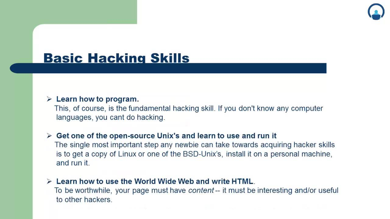 It Security Certified Hacking Training For Beginners Youtube