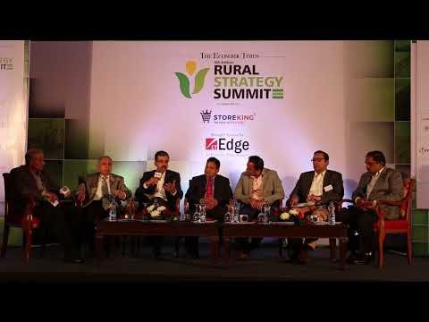 Shivalik Prasad Executive Director, MapmyIndia at The Economic Times Rural Strategy Summit