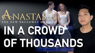 In A Crowd Of Thousands (Dmitry Part Only - Instrumental) - Anastasia The Musical