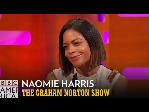 Naomie Harris Gives A FirstHand Account of That Oscars MixUp  The Graham Norton