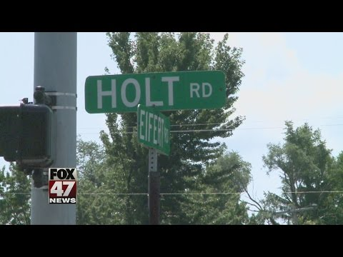 Road construction begins on Holt Road in Delhi Charter Township