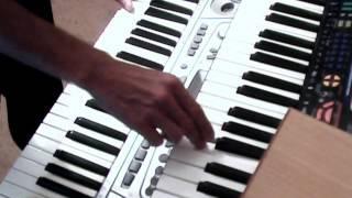 Мелодия из к/ф Цыган.Yamaha+Casio. Стан