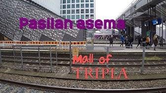 Pasilan uusi asema ja Mall of Tripla