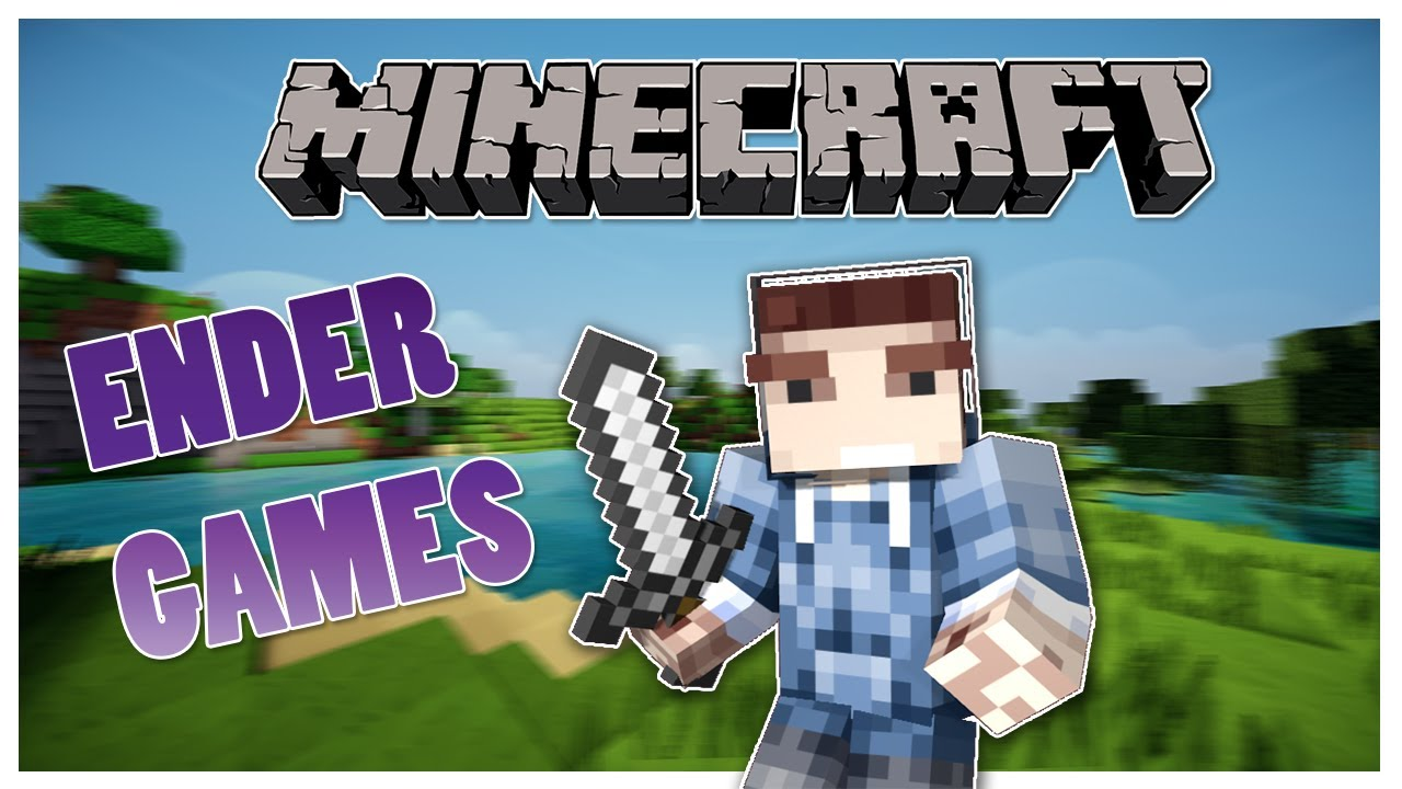 SCHNELLE SPANNENDE RUNDE Minecraft Ender Games GommeHD YouTube - Minecraft ender games kostenlos spielen