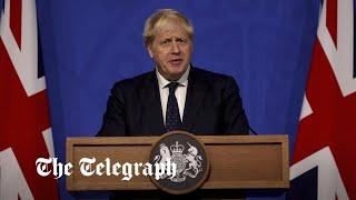video: Spectre of winter lockdown returns as Boris Johnson puts the public on alert