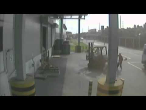 Top 10 Forklift Accidents from Mitsubishi Forklift Briefing