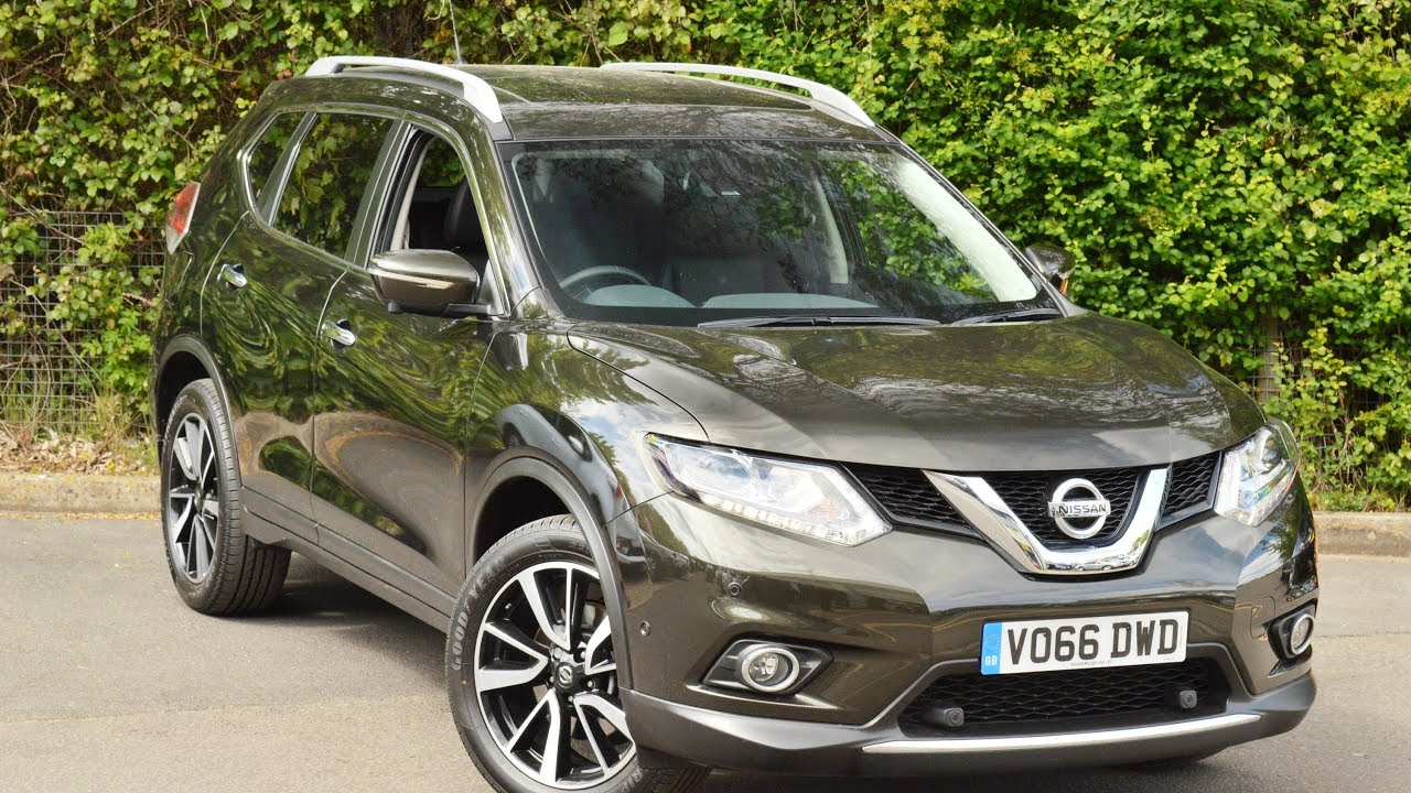 wessex garages used nissan x trail tekna at pennywell road bristol vo66dwd youtube. Black Bedroom Furniture Sets. Home Design Ideas