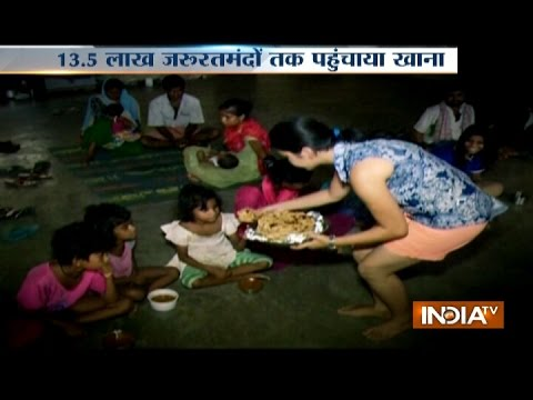 Feeding India: A non-profit organization that works to end hunger and malnutrition