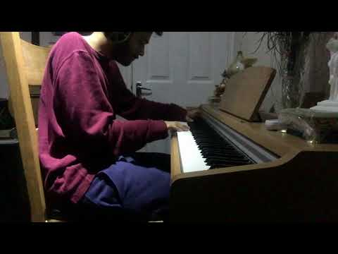 Hardy Caprio - Unsigned ft. One Acen (piano cover)