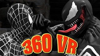 Spider-Man vs. Venom 2 - Spider-Man Ultimate 5 - 360 VR