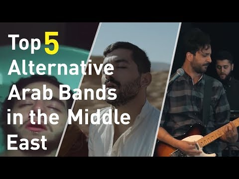 Top 5 Alternative Arab Bands in the Middle East