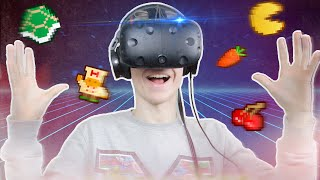 VR ARCADE GAMES EVERYWHERE! | Pierhead Arcade (HTC Vive Gameplay)