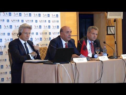 Report TV - SIGAL UNIQA Group AUSTRIA feston 10 vjetorin në Shqipëri
